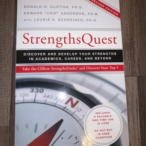 Strenths Quest second edition